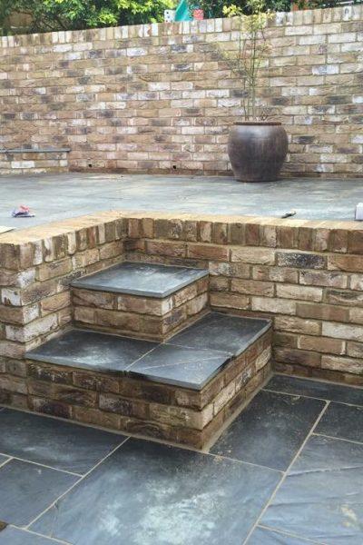 Brickwork & Slate Paving