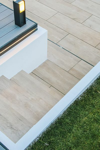 Landscaping, Decking and Lighting