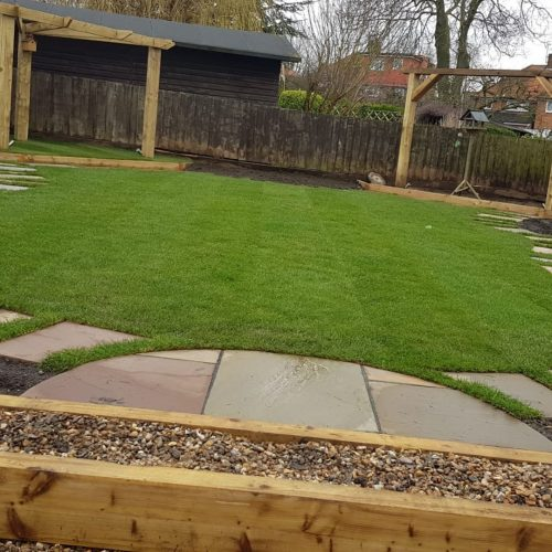Real & Artificial Lawns